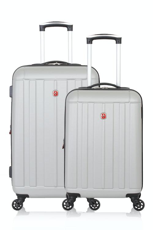 SWISSGEAR 6297 Expandable Hardside Spinner Luggage 2pc Set
