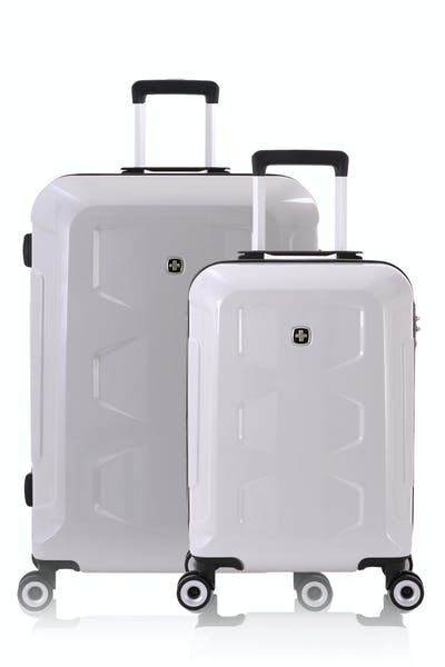 Swissgear 6572 Limited Edition Hardside Spinner Luggage 2pc Set