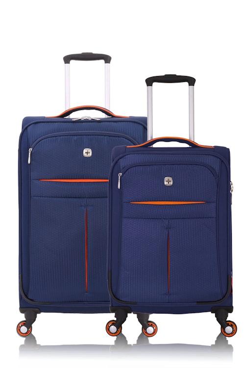 SWISSGEAR 6593 Spinner Luggage 2pc Set