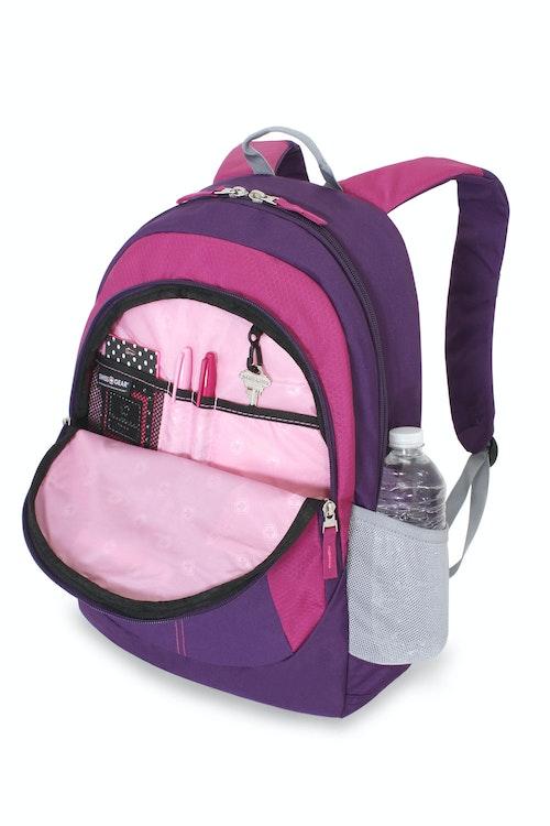 swissgear 6610 backpack purplepink