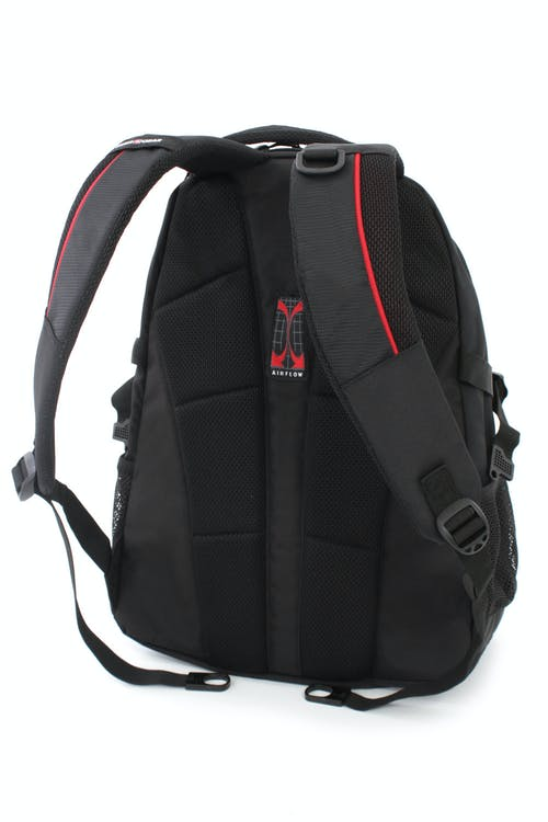 SWISSGEAR 6631 LAPTOP BACKPACK PADDED AIRFLOW BACK PANEL