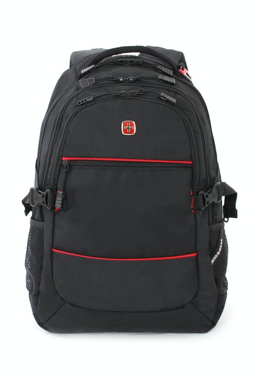 SWISSGEAR 6631 LAPTOP BACKPACK QUICK-ACCESS, FRONT POCKET