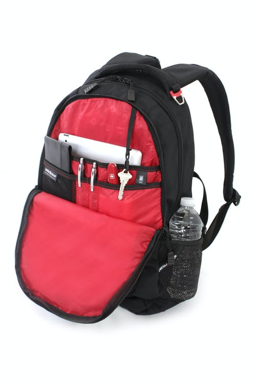 SWISSGEAR 6631 LAPTOP BACKPACK ORGANIZER COMPARTMENT