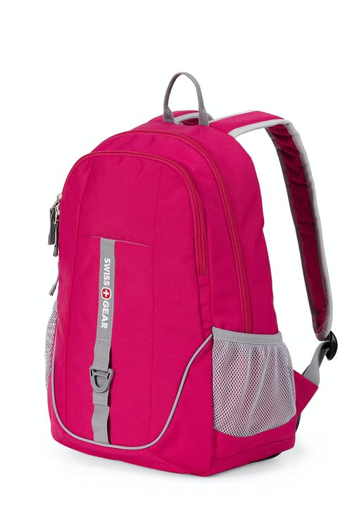 Swissgear 6639 Tablet Backpack - Bright Cranberry