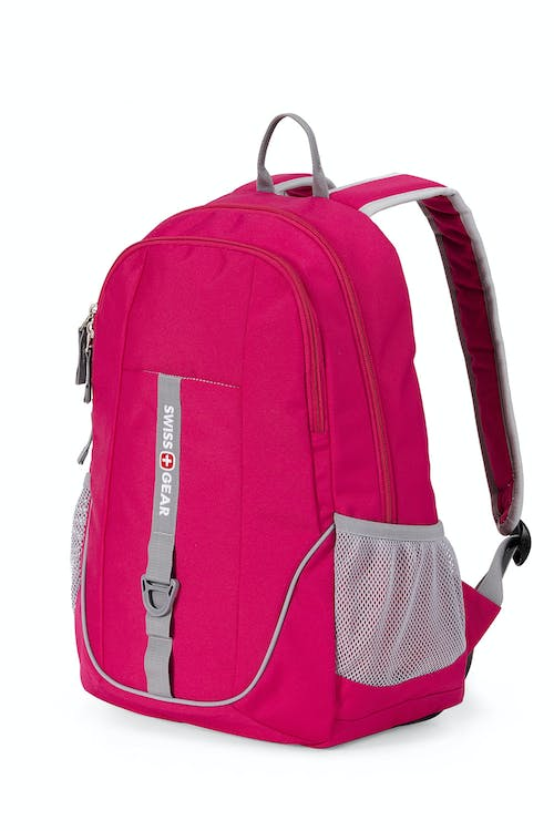Swissgear 6639 Tablet Backpack  Bright Cranberry