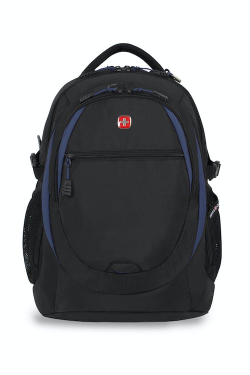 SWISSGEAR 6655 LAPTOP BACKPACK QUICK-ACCESS, FRONT POCKET