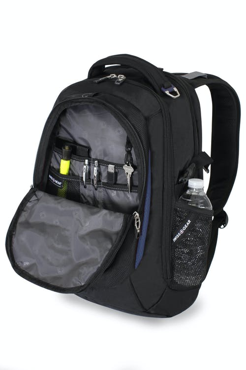 SWISSGEAR 6655 LAPTOP BACKPACK ORGANIZER COMPARTMENT