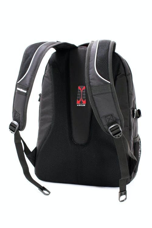 d96d87ebe4 Swissgear 6688 Laptop Backpack Padded airflow back panel