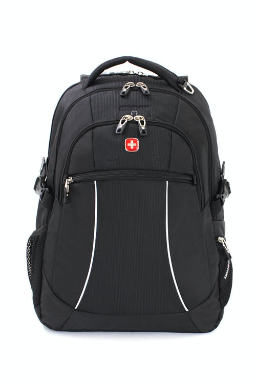 4450e81b9f ... Padded airflow back panel. Swissgear 6688 Laptop Backpack Front view