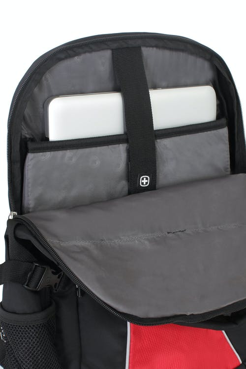 SWISSGEAR 6688 LAPTOP BACKPACK PROTECTIVE LAPTOP-ONLY COMPARTMENT