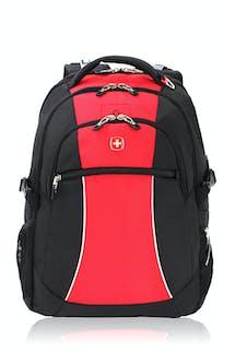 SWISSGEAR 6688 Laptop Backpack  - Black/Red