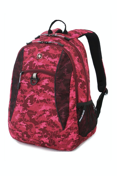 SWISSGEAR 6697 BACKPACK - RED CAMO