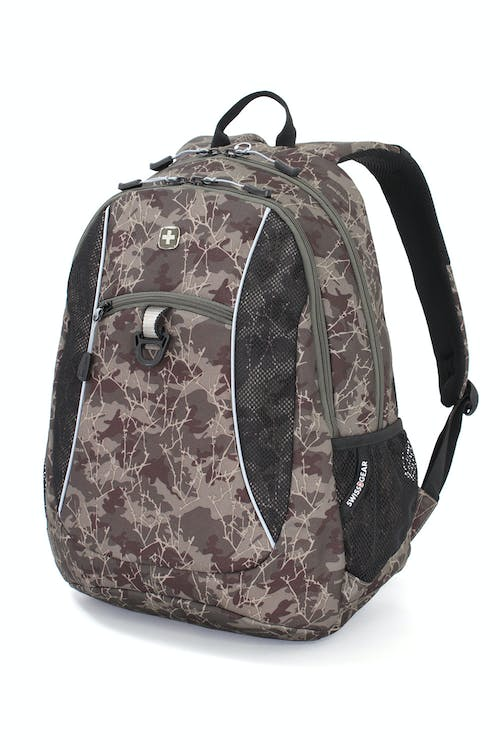 SWISSGEAR 6697 BACKPACK - OLIVE CAMO