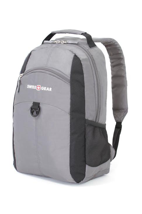 SWISSGEAR 6715 BACKPACK - GREY/BLACK