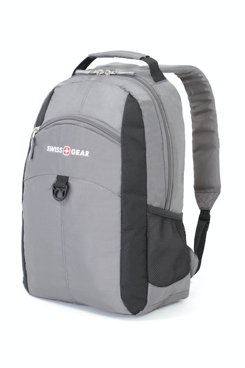 SWISSGEAR 6715 BACKPACK - GREY/BLACK