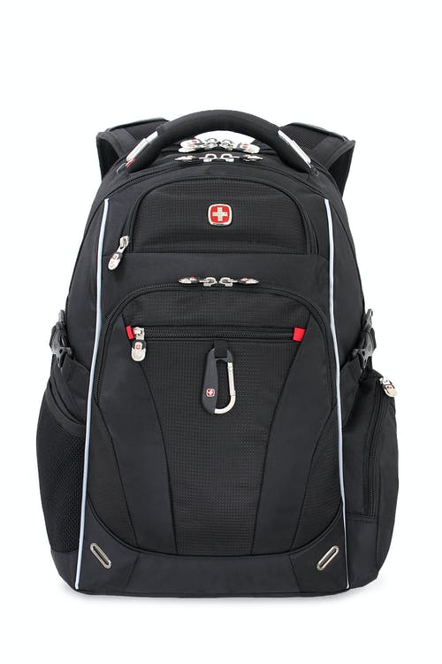 Swissgear 6752 Scansmart Laptop Backpack Wire Reinforced Padded Top Handle
