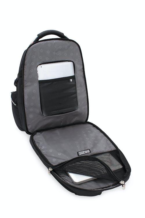 4999c0fec1 SwissGear ScanSmart 15.6-Inch Laptop Backpack (Black)