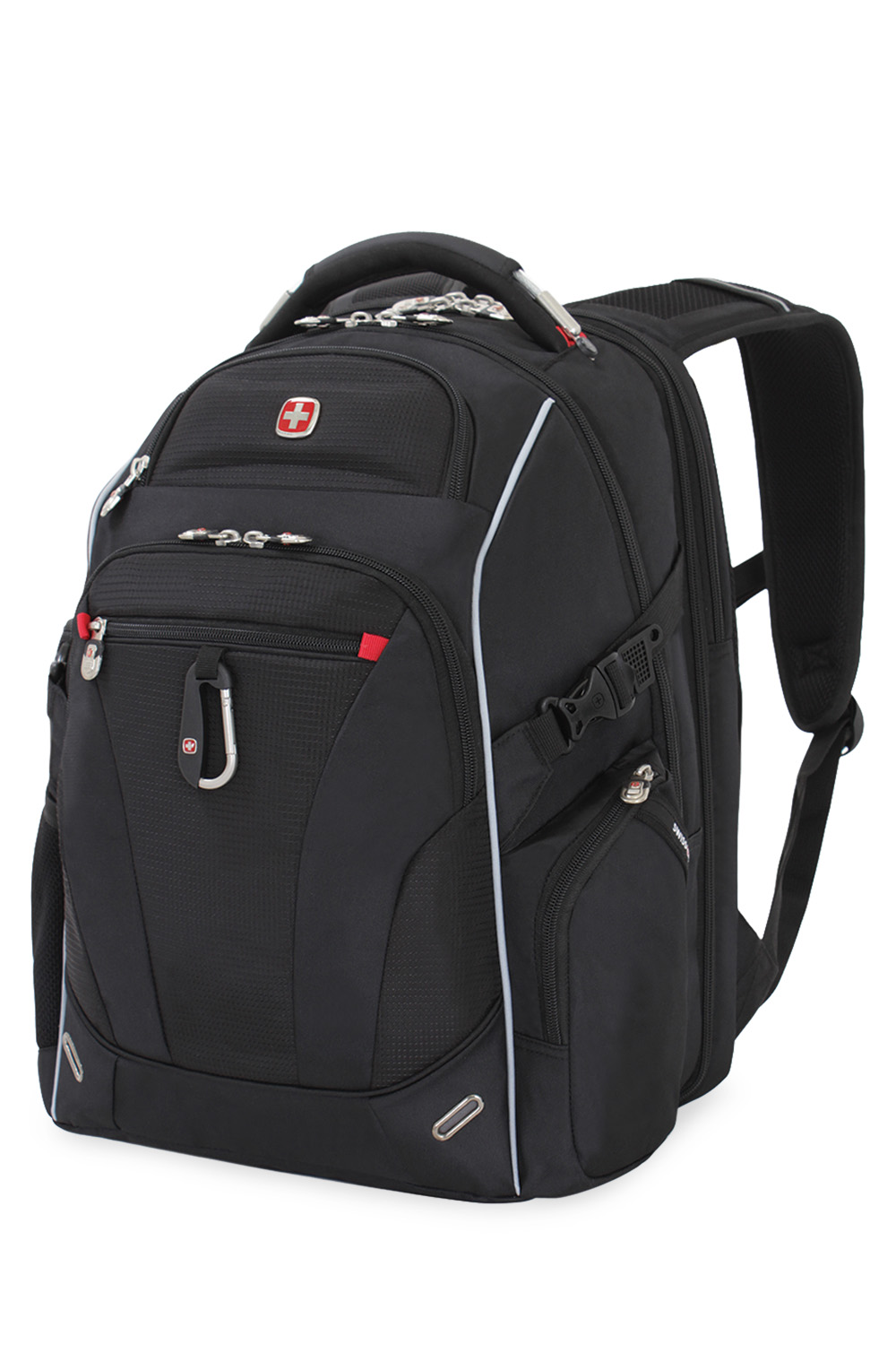 6752 ScanSmart TSA Laptop Backpack - Black