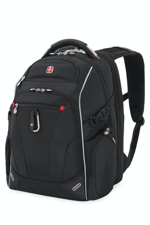 Swissgear 6752 ScanSmart Laptop Backpack - Black