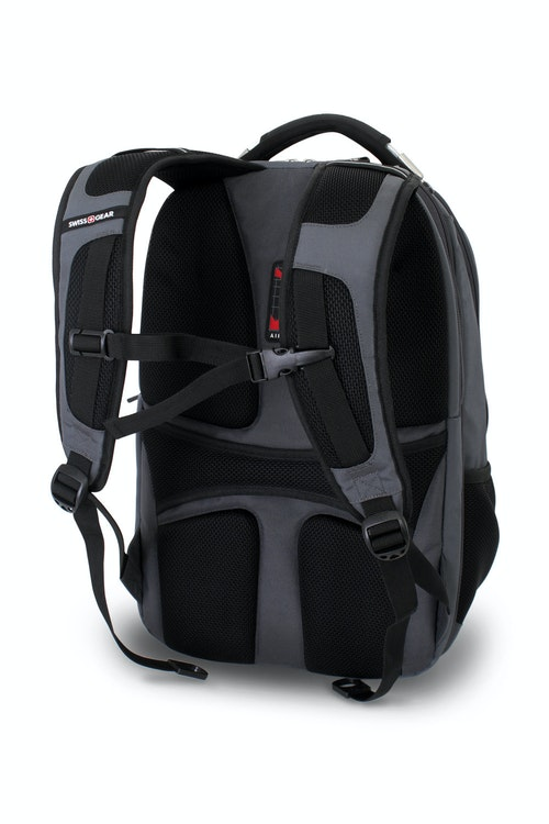 SWISSGEAR 6758 SCANSMART LAPTOP BACKPACK PADDED, AIRFLOW BACK PANEL
