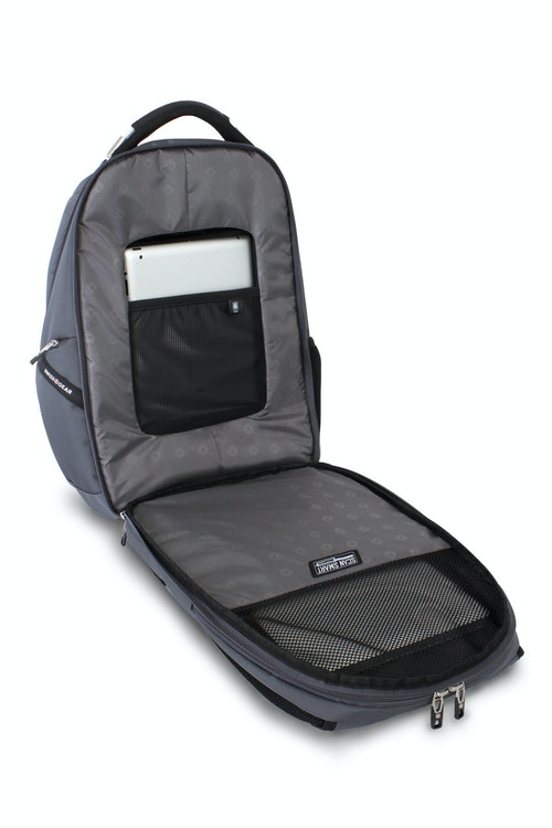 SWISSGEAR 6758 SCANSMART LAPTOP BACKPACK FLOATING TABLETSAFE POCKET