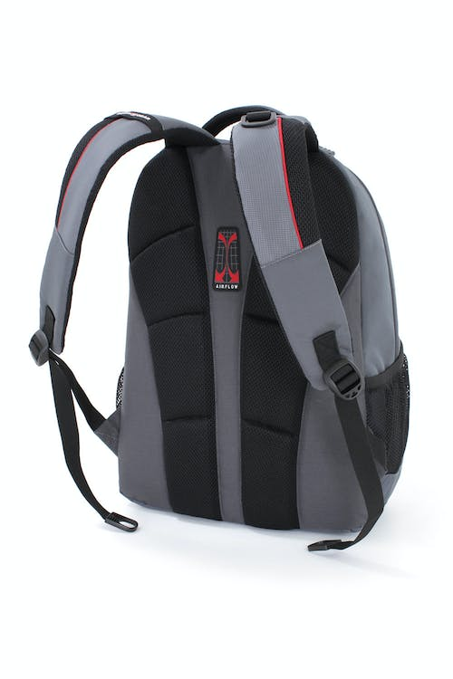 SWISSGEAR 6793 LAPTOP BACKPACK PADDED, AIRFLOW BACK PANEL WITH MESH FABRIC