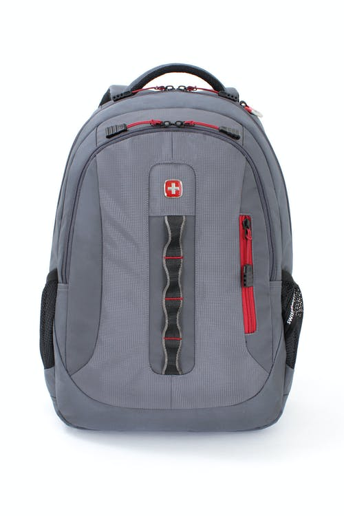 SWISSGEAR 6793 LAPTOP BACKPACK FRONT PANEL DAISY CHAIN WEB LOOP