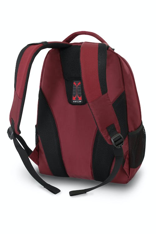 SWISSGEAR 6906 BACKPACK PADDED, AIRFLOW BACK PANEL WITH MESH FABRIC