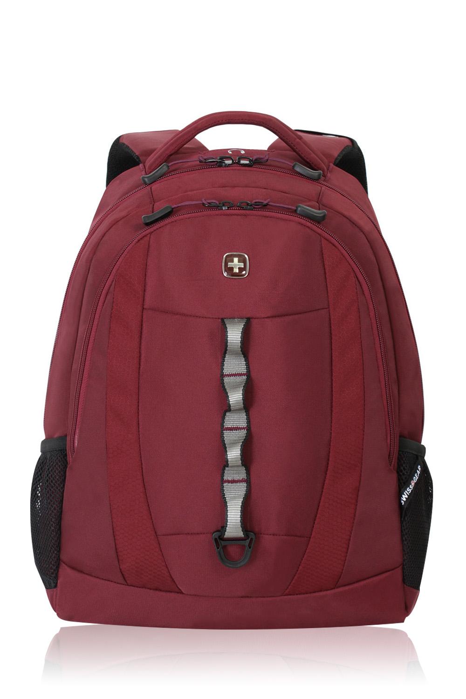 Swissgear 6688 Laptop Backpack Black Red