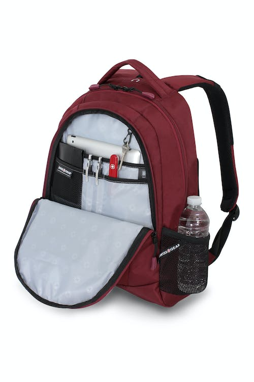 SWISSGEAR 6906 BACKPACK FRONT ORGANIZER COMPARTMENT