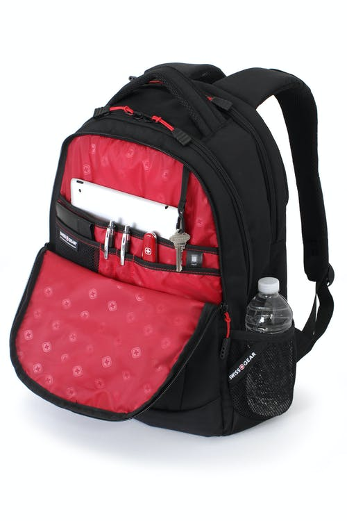 f78a80b67e53 Swissgear 6920 Laptop Backpack Organizer compartment