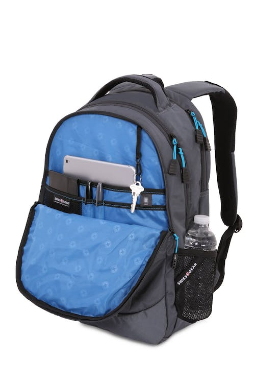 SWISSGEAR 6920 LAPTOP BACKPACK MULTI-COMPARTMENT ORGANIZATION SYSTEM