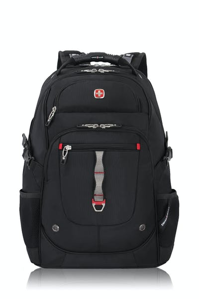 Swissgear 6968 ScanSmart Laptop Backpack - Black
