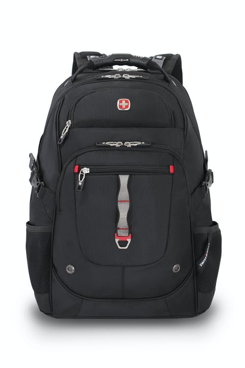 Swissgear 6968 Scansmart Laptop Backpack Black