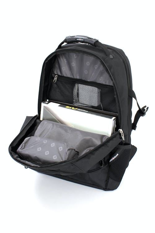 SWISSGEAR 6968 SCANSMART LAPTOP BACKPACK ORGANIZER COMPARTMENT