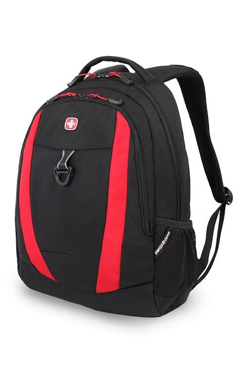 Swissgear 6969 Backpack - Black/Red