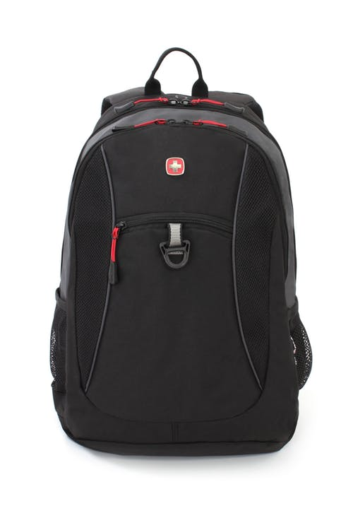 SWISSGEAR 6697 BACKPACK FRONT PANEL D-RING BUCKLE & WEB LOOP