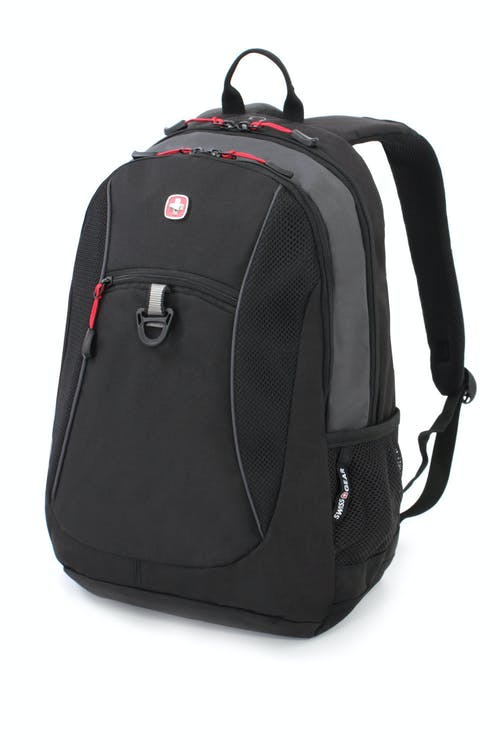 SWISSGEAR 6697 BACKPACK - BLACK