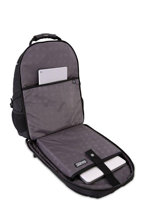 Swissgear 6996 Scansmart Backpack TSA friendly ScanSmart laptop compartment