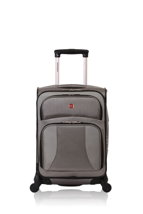 """SWISSGEAR 7211 20"""" EXPANDABLE CARRY-ON SPINNER LUGGAGE"""
