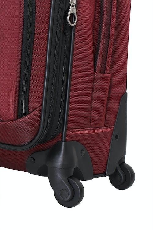 SWISSGEAR 7211 EXPANDABLE SPINNER LUGGAGE 360 DEGREE SPINNER WHEELS