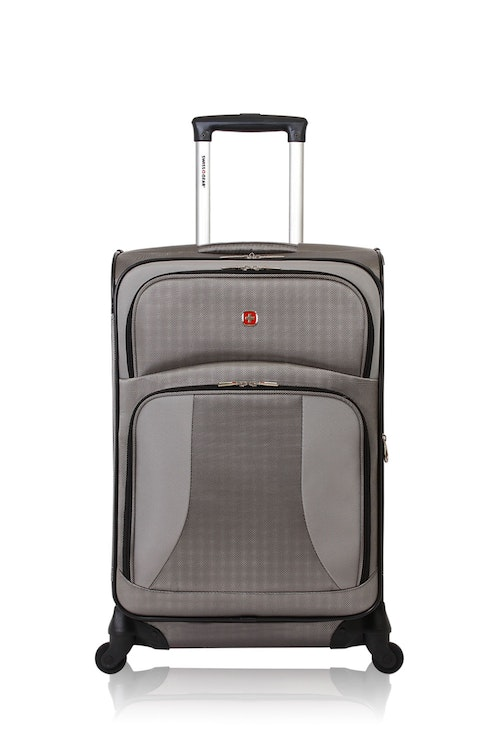 "SWISSGEAR 24"" EXPANDABLE SPINNER LUGGAGE"
