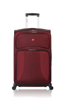 """SWISSGEAR 7211 28"""" Expandable Spinner Luggage - Burgundy"""