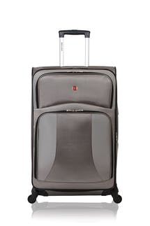 """SWISSGEAR 7211 28"""" Expandable Spinner Luggage - Pewter"""