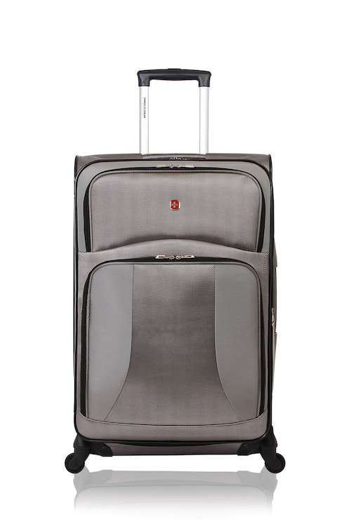 "SWISSGEAR 28"" EXPANDABLE SPINNER LUGGAGE"