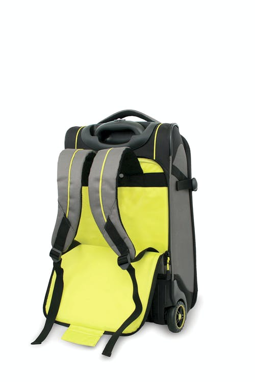 "SWISSGEAR 21"" Rolling Convertible Backpack - Backpack"