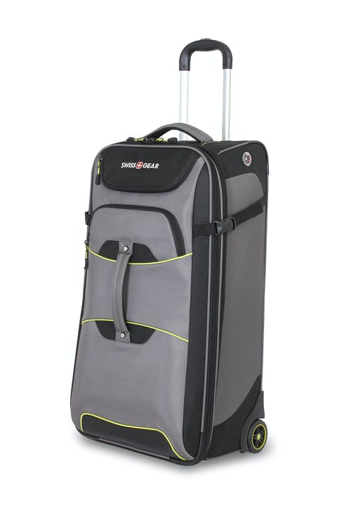 "SWISSGEAR 30"" WHEELED UPRIGHT IDEAL FOR 7-9 DAY TRIPS"