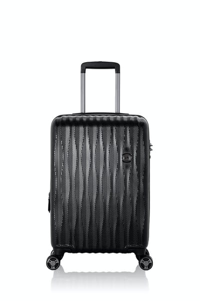 "Swissgear 7272 19"" Energie Hardside Luggage w/USB - Black"