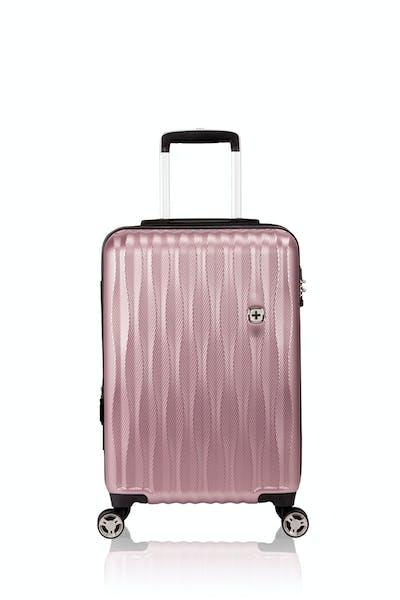 "Swissgear 7272 19"" Energie Hardside Luggage w/USB - Pink"