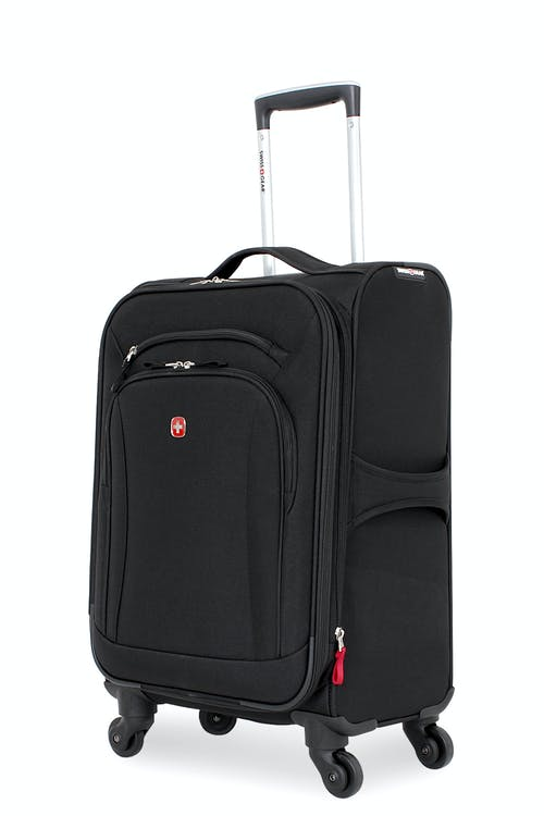 "SWISSGEAR 7291 20"" EXPANDABLE LITEWEIGHT CARRY-ON SPINNER LUGGAGE"